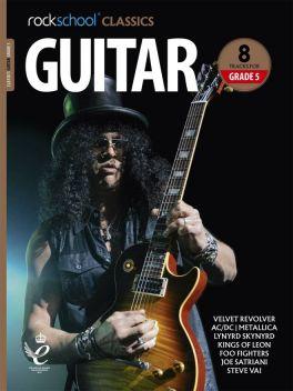 Rockschool Classics Guitar Grade 5