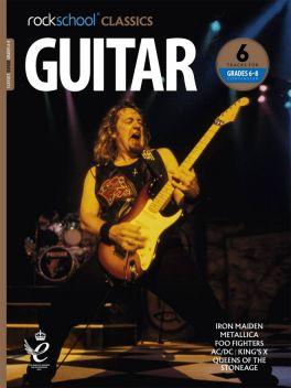 Rockschool Classics Guitar Grade 6-8