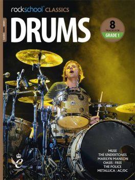 Rockschool Classics Drums Grade 1