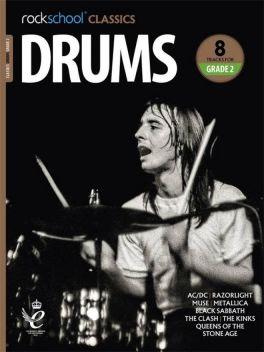 Rockschool Classics Drums Grade 2