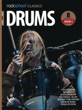Rockschool Classics Drums Grade 4