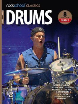 Rockschool Classics Drums Grade 5
