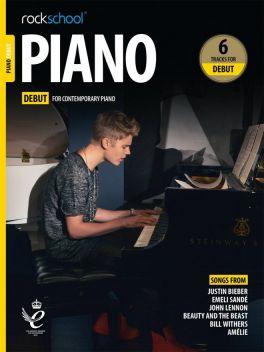 Rockschool Piano Debut