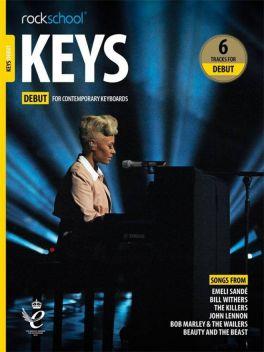 Rockschool Keys Debut