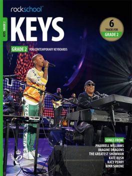 Rockschool Keys Grade 2