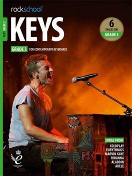 Rockschool Keys Grade 3