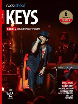 Rockschool Keys Grade 5