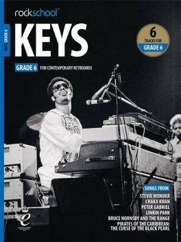Rockschool Keys Grade 6