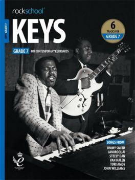 Rockschool Keys Grade 7