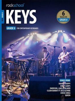 Rockschool Keys Grade 8