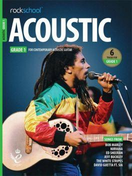 Rockschool Acoustic Guitar Grade 1 2019+