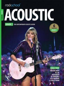 Rockschool Acoustic Guitar Grade 2 2019+