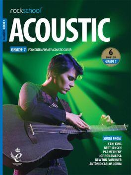 Rockschool Acoustic Guitar Grade 7 2019+