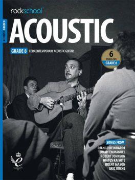 Rockschool Acoustic Guitar Grade 8 2019+