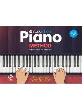 Rockschool Piano Method Book 1