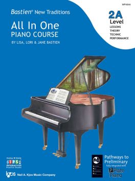 Bastien New Traditions All in One Piano Course Level 2A
