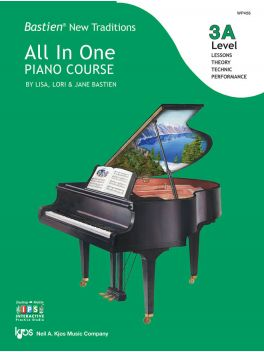 Bastien New Traditions All in One Piano Course Level 3A