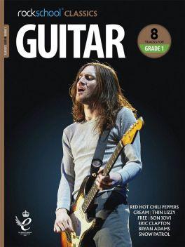 Rockschool Classics Guitar Grade 1