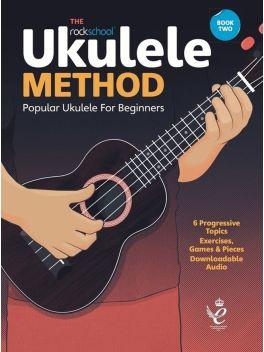 Rockschool Ukulele Method Book 2