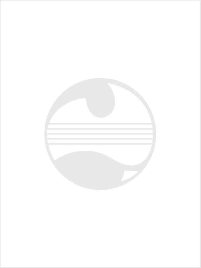 Saxophone for Leisure B Flat Series 1 Book & CD - First Grade